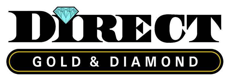 Direct Gold and Diamond Co. Retina Logo